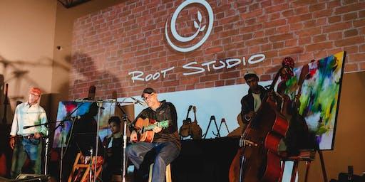 Open Mic Night: Acoustic Music & Spoken Word