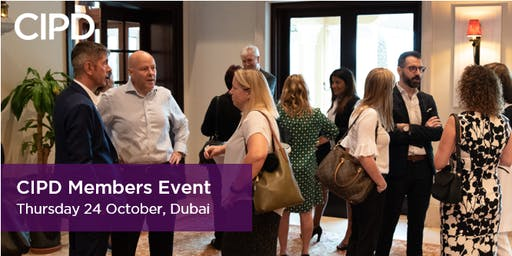 CIPD Members Event - Autumn 2019  - MEMBERS ONLY