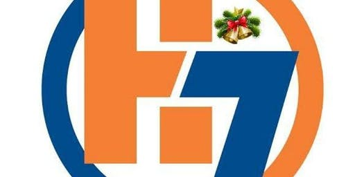 H7 Network 9th Annual Christmas Dayton Party