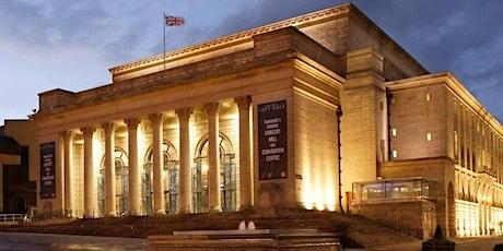 Sheffield City Hall Wedding Fayre tickets