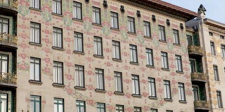 Otto Wagner ou l'Art nouveau viennois. tickets