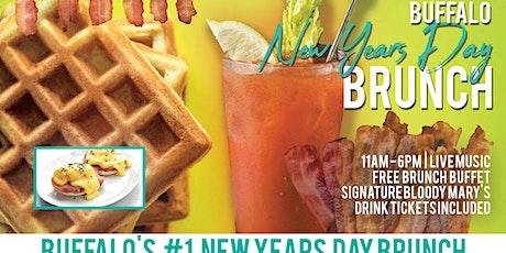 Buffalo New Years Day Brunch Bar Crawl tickets