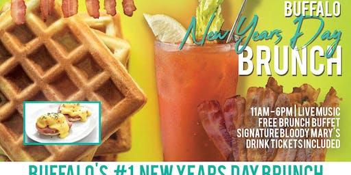 Buffalo New Years Day Brunch Bar Crawl