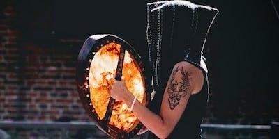 Ruutikellarin Rituaalit: Rumpurituaali|Ruutikellari Rituals: Drummin Ritual