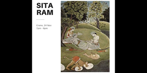 SITA RAM: A Musical & Storytelling Performance