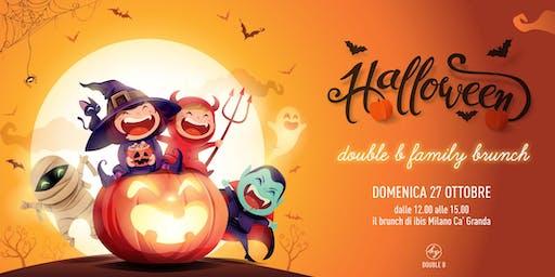 Double B FamilyBrunch - Halloween Edition