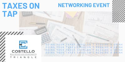 Taxes on Tap Networking Event