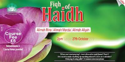 Fiqh of Haidh