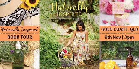Naturally Inspired Author Talk – Gold Coast, QLD tickets