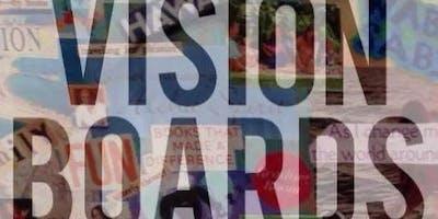 20/20 Visualize & Manifest - Vision Board Brunch