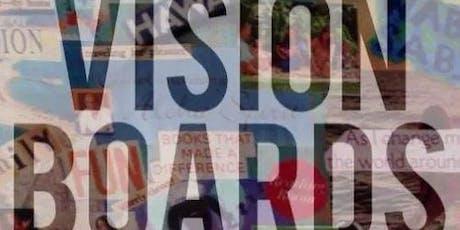 20/20 Visualize & Manifest - Vision Board Brunch tickets