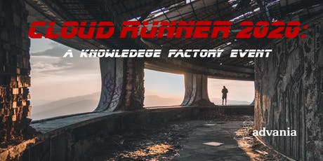 Cloud Runner 2020 - A Knowledge Factory event biljetter