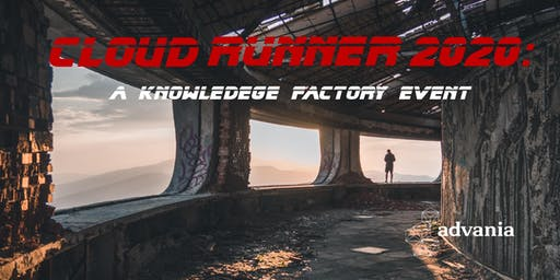 Cloud Runner 2020 - A Knowledge Factory event