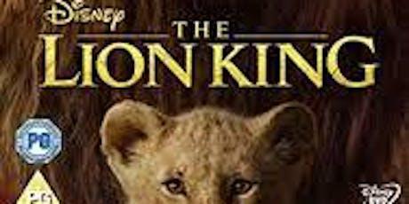 Junior Film Club - The Lion King tickets