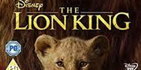 Junior Film Club - The Lion King tickets