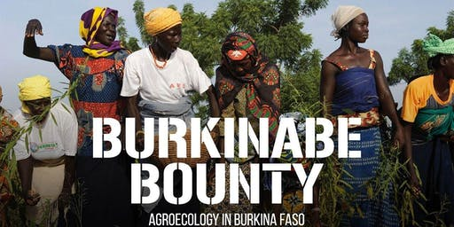 Cineforum: Burkinabè Bounty