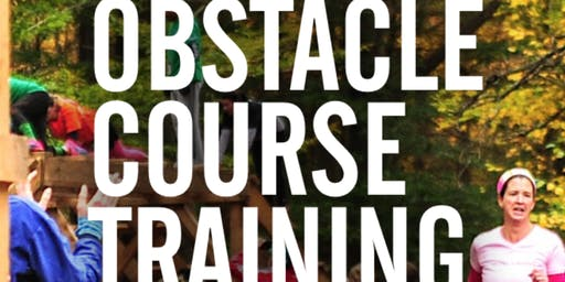 OBSTACLE COURSE TRAINING  / FRIDAY  - 4:30AM  at Dynamic Fitness