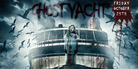 Halloween Ghost Yacht Party At Cabana Yacht tickets