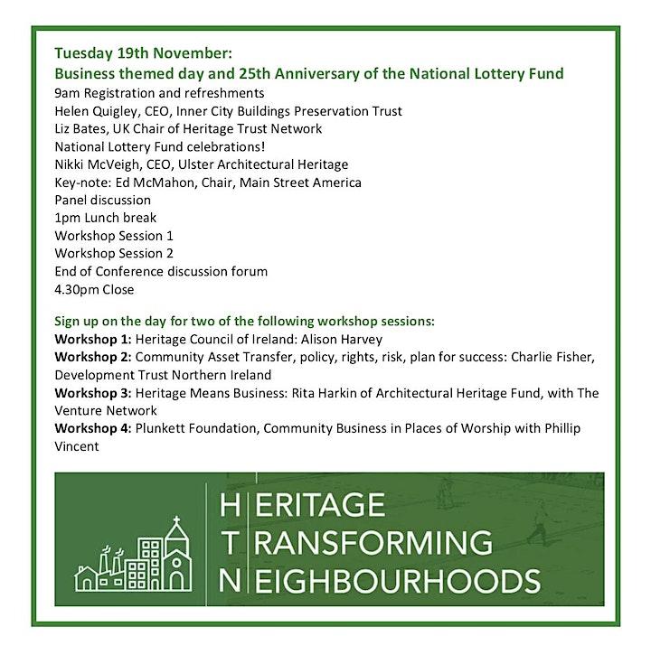 Heritage Transforming Neighbourhoods image