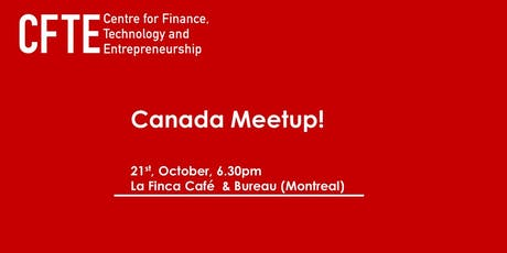 CFTE Meetup in Montreal! tickets