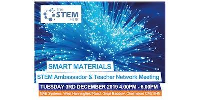 SMART Materials STEM Ambassador and Teacher Networking Event