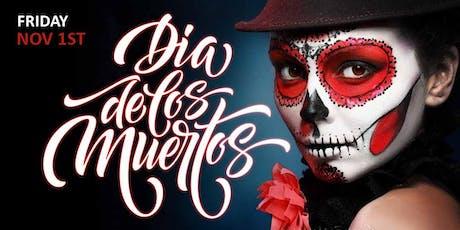 DIOS DE LOS MUERTOS OFFICIAL CELEBRATION | LATIN NIGHT tickets