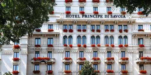 Halloween Milano 2019 - HOTEL PRINCIPE DI SAVOIA
