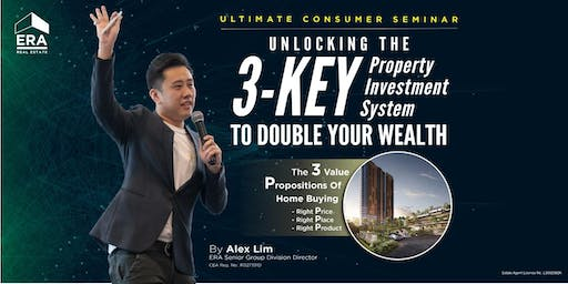 [UCS] Unlocking the 3-KEY Property Investment Syst