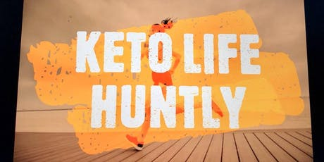 KETO LIFE HUNTLY NZ tickets