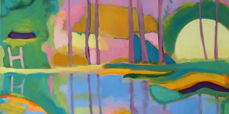 Acrylic Painting Day with Denise Harrison tickets