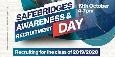 Safebridges Awareness and Recruitment Day