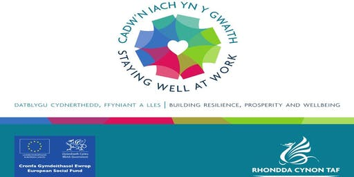 Staying Well at Work -  16 Days Of Action Against Domestic Violence