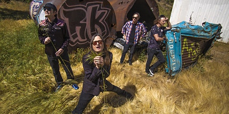 REDD KROSS en MADRID tickets