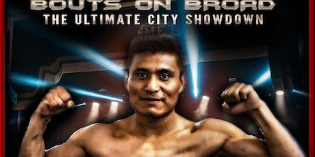 "Alejandro ""El Grande"" Jimenez back in action tickets"