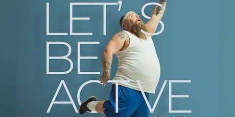 Presentazione Progetto Let's #BeActive @Unika Fitness Club tickets