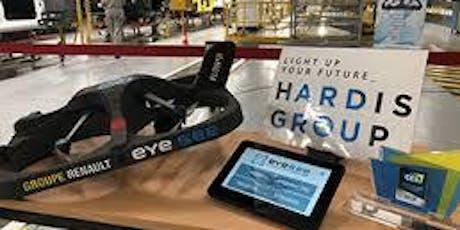 Icares Project Drone demonstration - LOG's Logistic billets