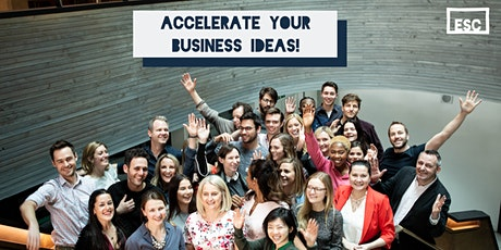 Accelerate Your Idea: Mini-Workshop & Info Session tickets