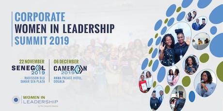 Corporate Women In Leadership Cameroon billets