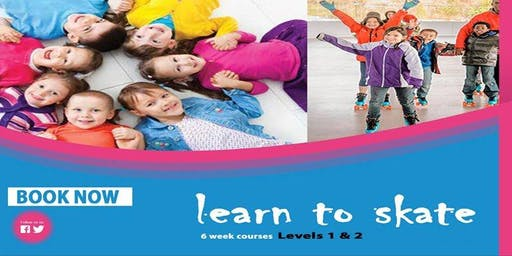 Leighton Buzzard - 'Learn How to Roller Skate' Lessons RollBack