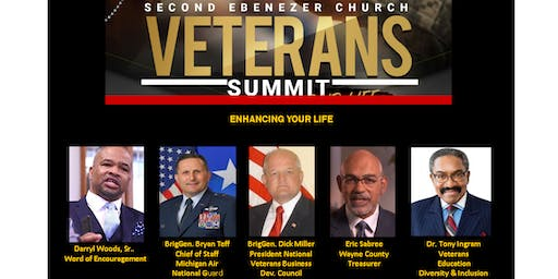 Second Ebenezer Church  2nd Annual Veterans Summit