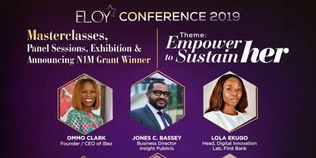 ELOY CONFERENCE 2019 tickets