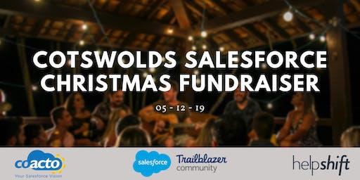 Cotswolds Salesforce Community Christmas Fundraiser