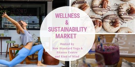 Wellness & Sustainability Market tickets
