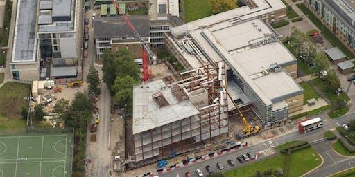 Express Your Interest: LUMS West Pavilion Construction Tours