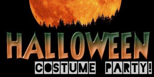 Twerk or Treat Halloween costume party!