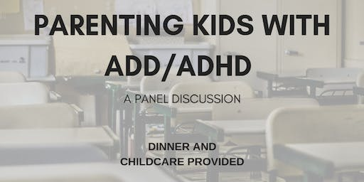 Parenting Kids with ADD/ADHD