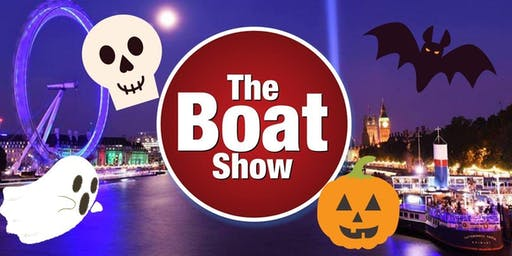Saturday @ The Boat Show Comedy Club and Popworld Nightclub - Halloween special