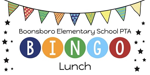 BOE PTA Bingo & Lunch