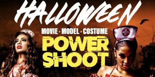 Halloween Trick or Treat Costume Power Shoot