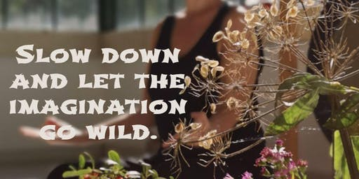 The SlowDown 1 Day Retreat: Welcome Your Imagination